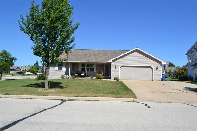 3105 Windland Drive, Green Bay, WI 54311 (#50228732) :: Symes Realty, LLC