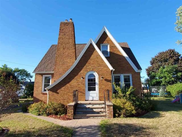212 E Alfred Street, Weyauwega, WI 54983 (#50228754) :: Carolyn Stark Real Estate Team