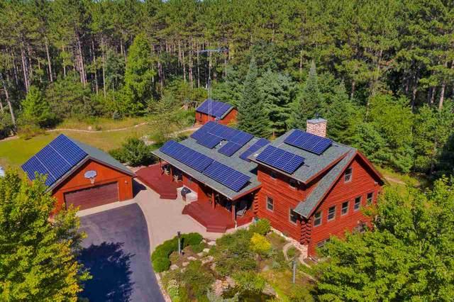 W4807 Blackhawk Avenue, Redgranite, WI 54970 (#50228760) :: Carolyn Stark Real Estate Team