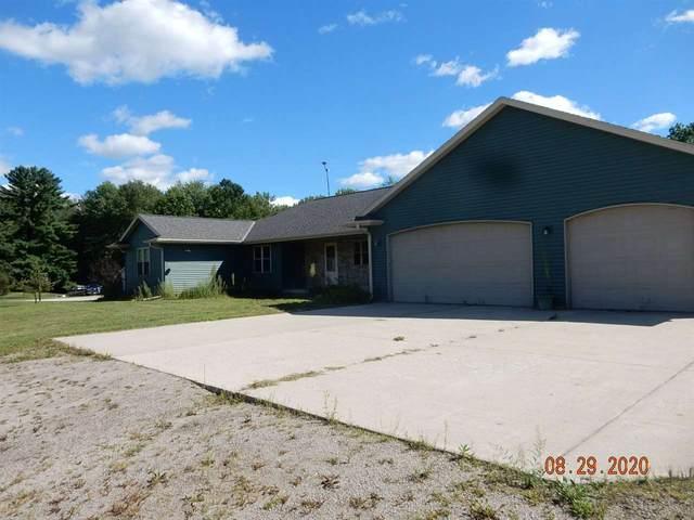 8209 Schroeder Road, Oconto Falls, WI 54154 (#50228776) :: Carolyn Stark Real Estate Team