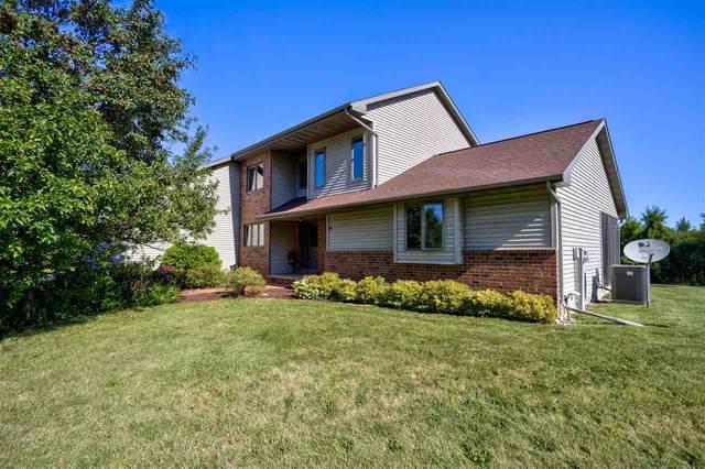 N218 Squirrel Run, Appleton, WI 54914 (#50228824) :: Carolyn Stark Real Estate Team