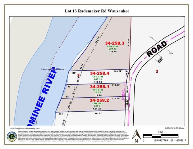 Rademaker Road, Wausaukee, WI 54177 (#50228842) :: Symes Realty, LLC
