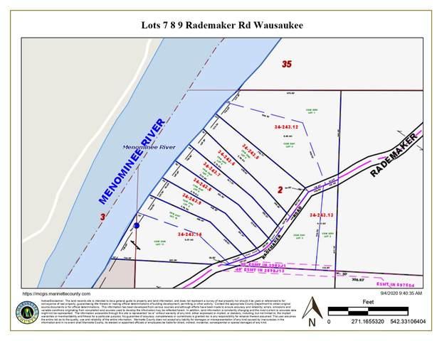 Rademaker Road, Wausaukee, WI 54177 (#50228844) :: Symes Realty, LLC