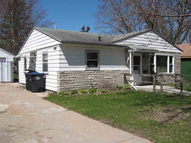 1013 S Bartlett Street, Shawano, WI 54166 (#50228861) :: Carolyn Stark Real Estate Team