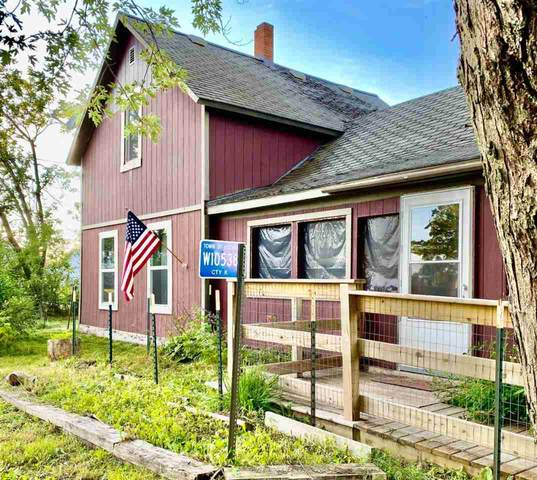 W10538 Hwy K, Elcho, WI 54428 (#50228866) :: Ben Bartolazzi Real Estate Inc