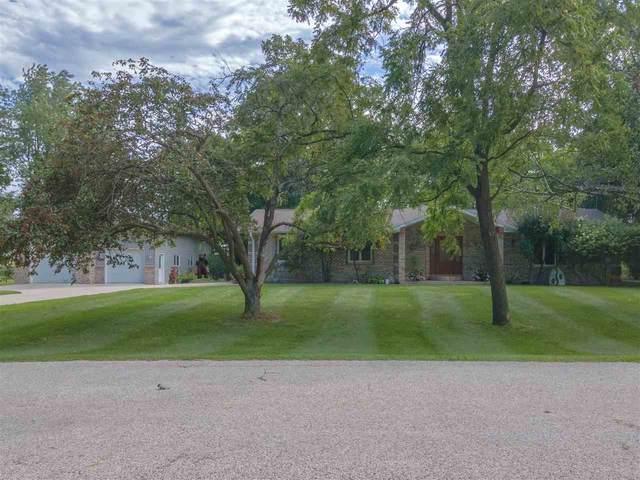 N9106 Harvestore Road, Brillion, WI 54110 (#50228901) :: Carolyn Stark Real Estate Team