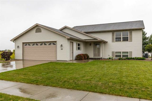 215 Lemongrass Way, Kaukauna, WI 54130 (#50228963) :: Carolyn Stark Real Estate Team