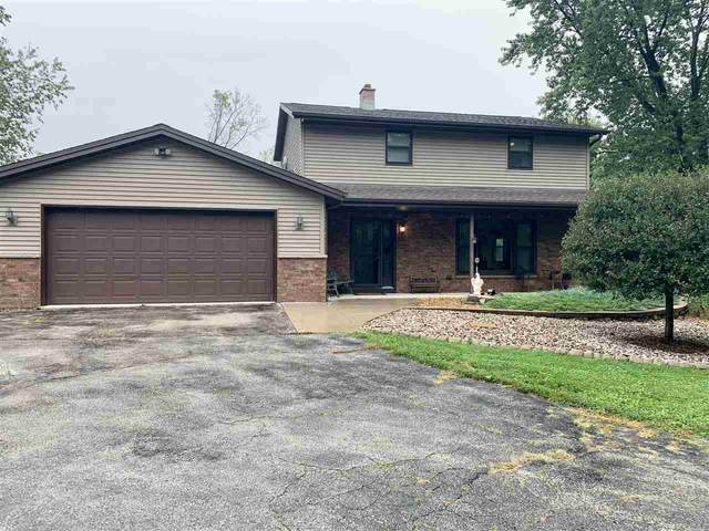 W2243 Hwy Wh, Mount Calvary, WI 53057 (#50229012) :: Symes Realty, LLC