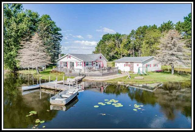 N2808 Pryse Drive, Waupaca, WI 54981 (#50229014) :: Ben Bartolazzi Real Estate Inc
