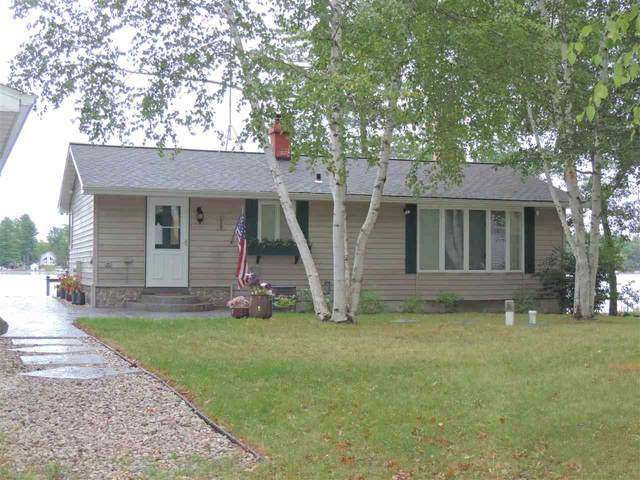 12134 W Crooked Lake Lane, Crivitz, WI 54114 (#50229017) :: Carolyn Stark Real Estate Team