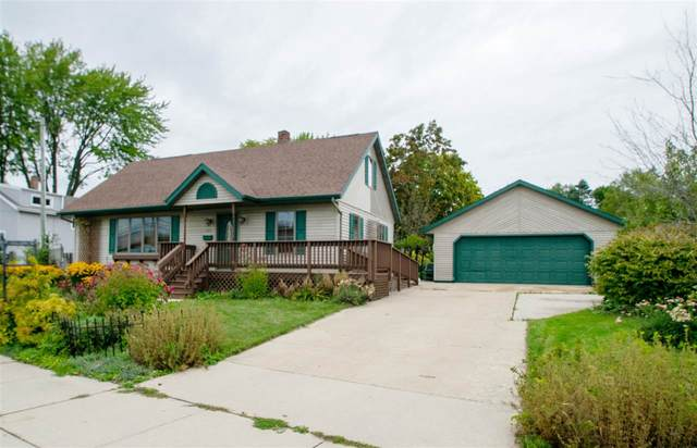 323 N Water Street, Algoma, WI 54201 (#50229053) :: Ben Bartolazzi Real Estate Inc