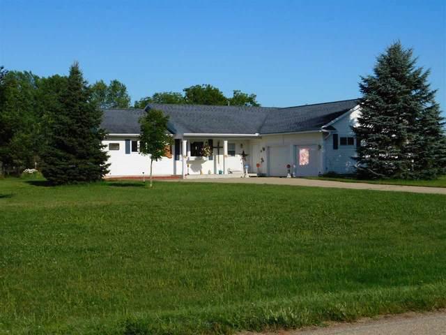 N5731 Wolf River Road, Shawano, WI 54166 (#50229058) :: Carolyn Stark Real Estate Team