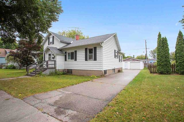 1163 W Hosmer Street, Marinette, WI 54143 (#50229068) :: Carolyn Stark Real Estate Team