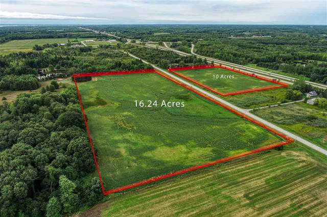E Frontage Road, Little Suamico, WI 54141 (#50229146) :: Carolyn Stark Real Estate Team