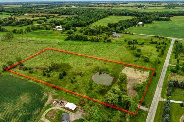 Laird Road, Hortonville, WI 54944 (#50229147) :: Carolyn Stark Real Estate Team