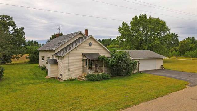 E495 Cobbtown Road, Waupaca, WI 54981 (#50229165) :: Todd Wiese Homeselling System, Inc.