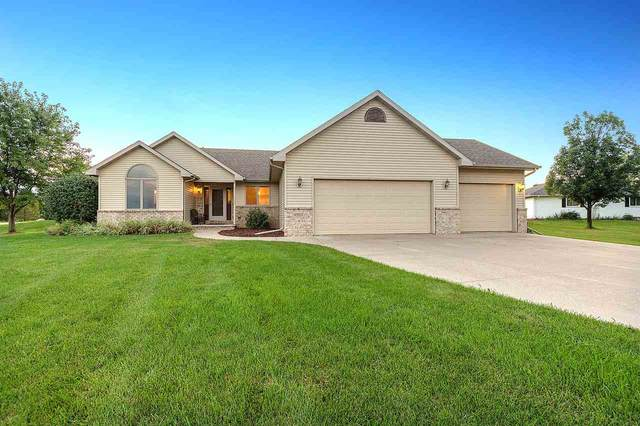 N917 Pebble Ridge Road, Greenville, WI 54942 (#50229199) :: Dallaire Realty