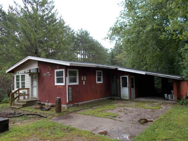 E2095 King Road, Waupaca, WI 54981 (#50229213) :: Todd Wiese Homeselling System, Inc.