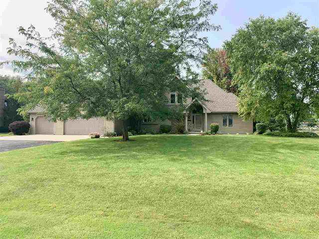 N8178 Ashberry Avenue, Fond Du Lac, WI 54937 (#50229292) :: Town & Country Real Estate