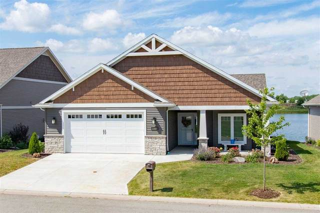 1339 Prairie Lake Circle, Neenah, WI 54956 (#50229293) :: Dallaire Realty