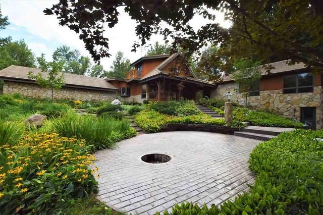 N4854 Green Valley Road, Krakow, WI 54137 (#50229300) :: Carolyn Stark Real Estate Team