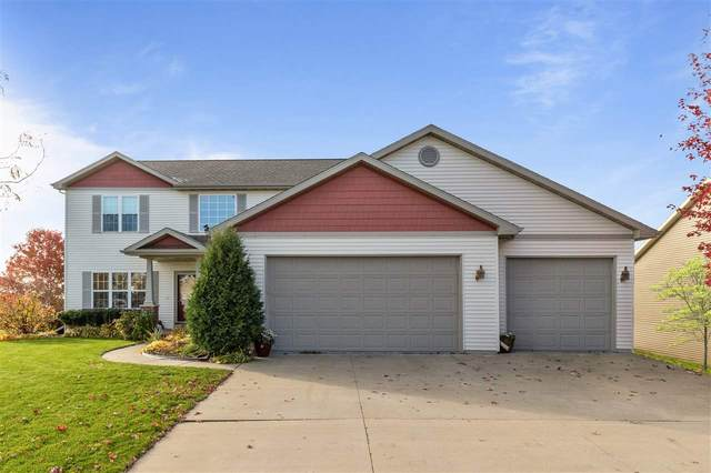 W7029 Glen Valley Drive, Greenville, WI 54942 (#50229331) :: Dallaire Realty