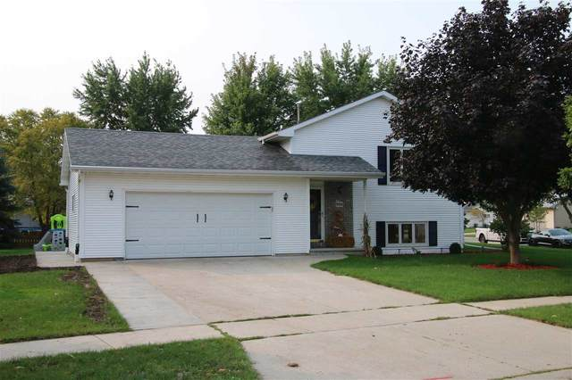 966 Springs Road, Fond Du Lac, WI 54935 (#50229354) :: Symes Realty, LLC