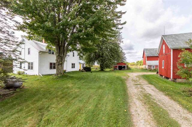N8421 Hwy D, Algoma, WI 54201 (#50229362) :: Town & Country Real Estate