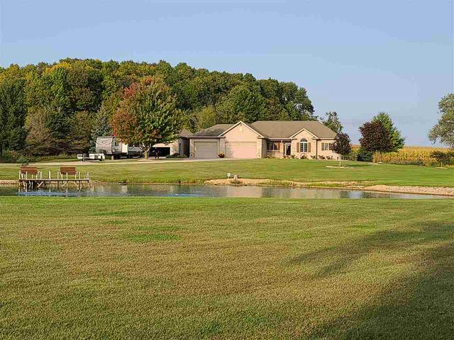 N4376 County Road A, Black Creek, WI 54106 (#50229366) :: Dallaire Realty