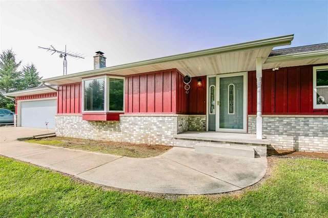 N4987 Rexford Road, Shiocton, WI 54170 (#50229390) :: Symes Realty, LLC
