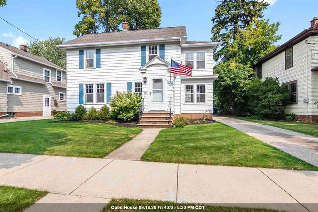 510 E Brewster Street, Appleton, WI 54911 (#50229407) :: Dallaire Realty