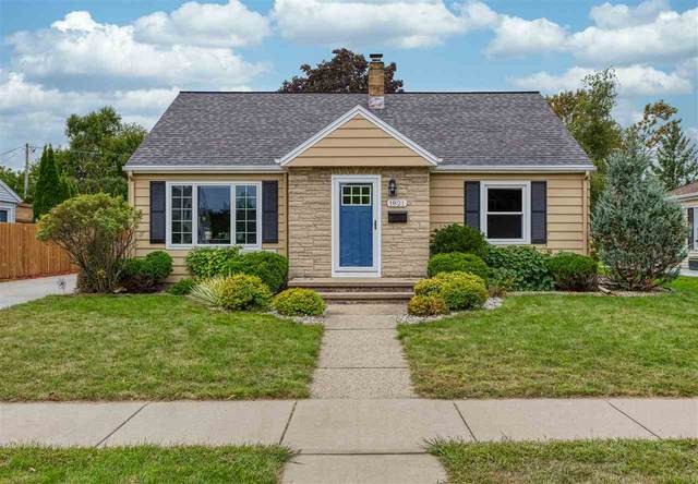 1821 N Erb Street, Appleton, WI 54911 (#50229429) :: Dallaire Realty