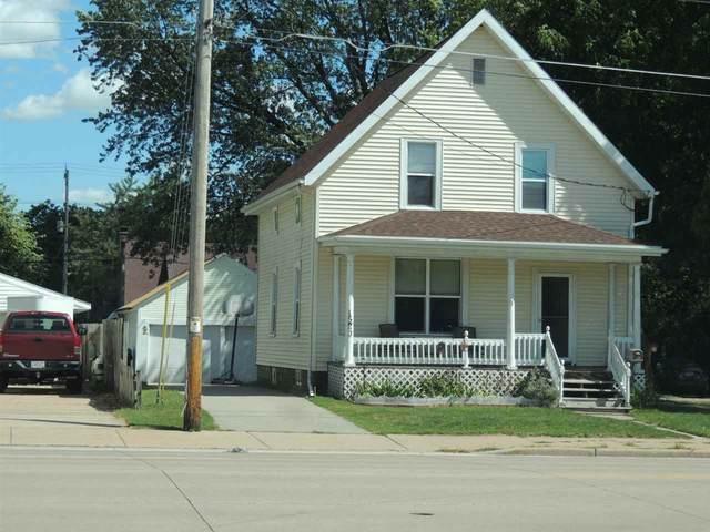 1520 N Richmond Street, Appleton, WI 54911 (#50229430) :: Dallaire Realty