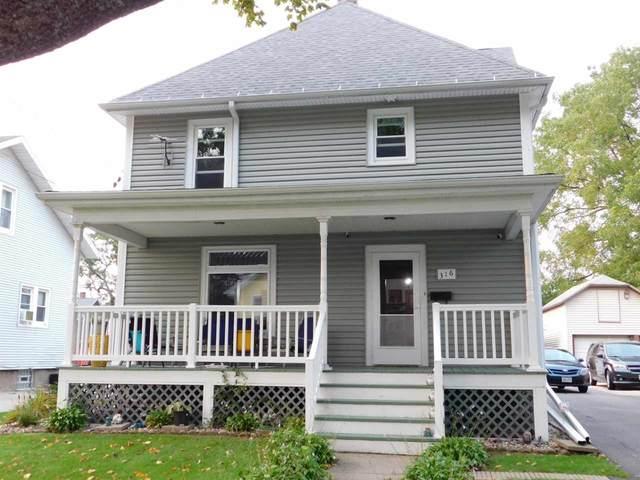 316 W 3RD Street, Beaver Dam, WI 53916 (#50229433) :: Carolyn Stark Real Estate Team