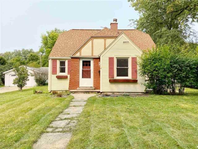118 Doty Street, Ripon, WI 54971 (#50229448) :: Carolyn Stark Real Estate Team