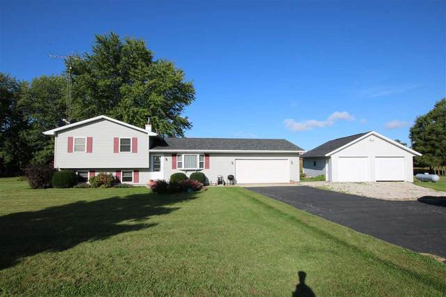 N6750 Taft Road, Fond Du Lac, WI 54937 (#50229484) :: Carolyn Stark Real Estate Team