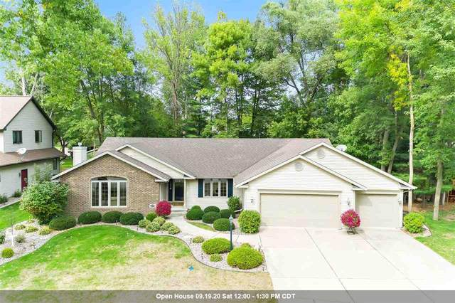2754 Dewey Decker Drive, Green Bay, WI 54313 (#50229502) :: Dallaire Realty