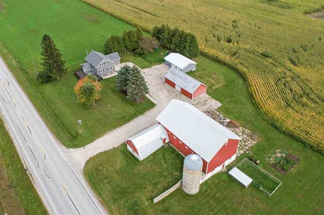 W3135 Hwy H, Chilton, WI 53014 (#50229535) :: Carolyn Stark Real Estate Team