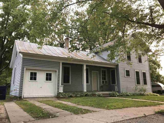 235 Wilson Street, Amherst, WI 54406 (#50229541) :: Symes Realty, LLC
