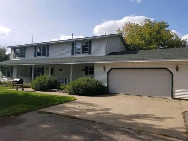 N2055 Hwy X, Weyauwega, WI 54983 (#50229555) :: Carolyn Stark Real Estate Team