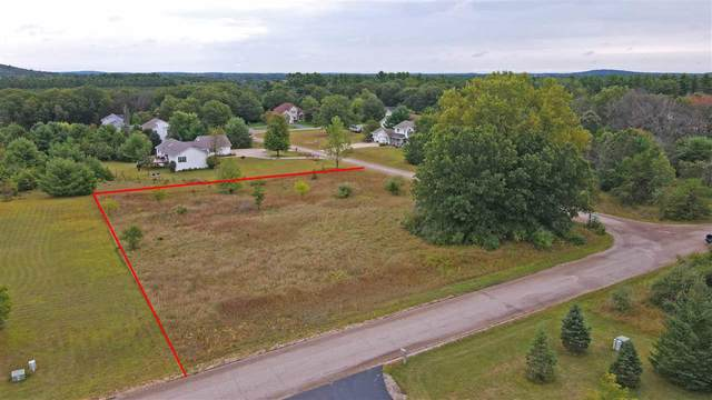 Old Mill Run, Waupaca, WI 54981 (#50229564) :: Ben Bartolazzi Real Estate Inc