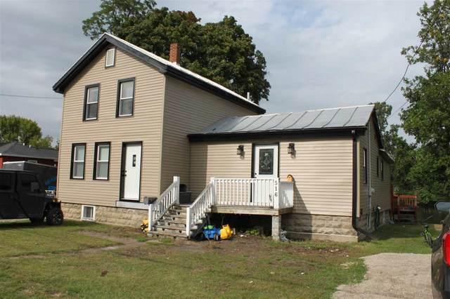 516 Mcdonald Street, Oconto, WI 54153 (#50229566) :: Carolyn Stark Real Estate Team