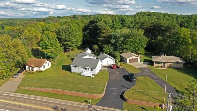N2578 Hwy Qq, Waupaca, WI 54981 (#50229572) :: Ben Bartolazzi Real Estate Inc