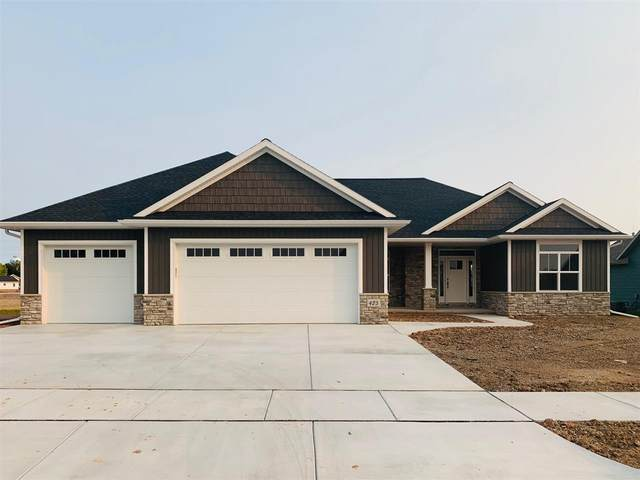 425 Rivers Edge Drive, Kimberly, WI 54136 (#50229578) :: Dallaire Realty