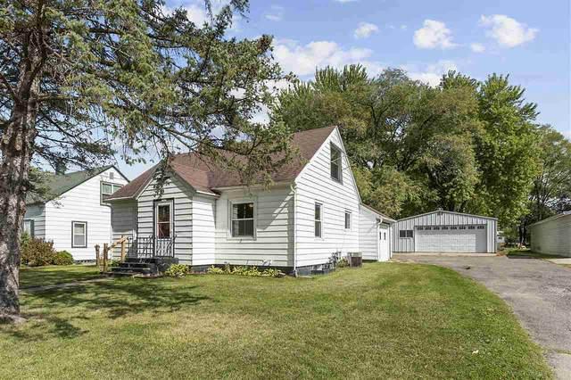 1118 Depot Street, Manawa, WI 54949 (#50229592) :: Carolyn Stark Real Estate Team