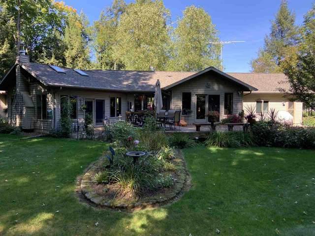 W10565 Hwy A, Gresham, WI 54128 (#50229636) :: Todd Wiese Homeselling System, Inc.