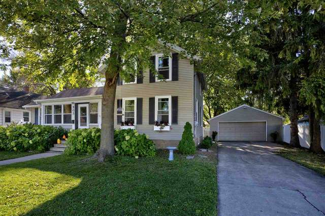 503 Elm Street, Neenah, WI 54956 (#50229654) :: Dallaire Realty