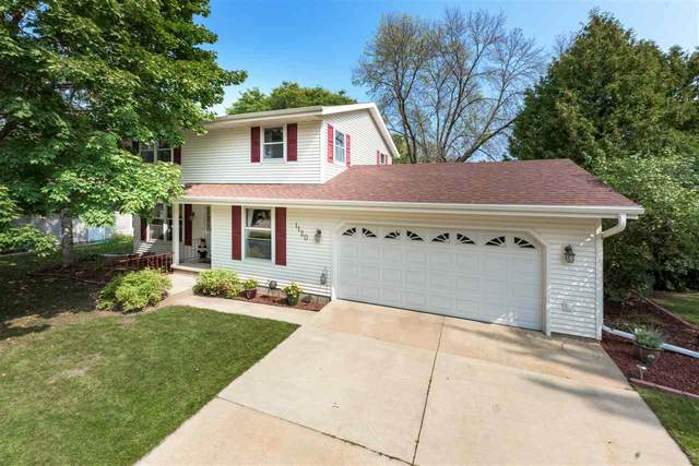 1120 S Westhaven Drive, Oshkosh, WI 54904 (#50229687) :: Carolyn Stark Real Estate Team