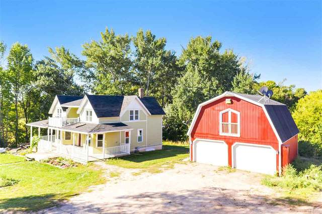 16922 Hwy R, Maribel, WI 54227 (#50229702) :: Town & Country Real Estate
