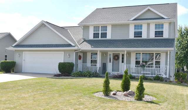 2915 Flowering Peach Drive, Suamico, WI 54313 (#50229725) :: Town & Country Real Estate